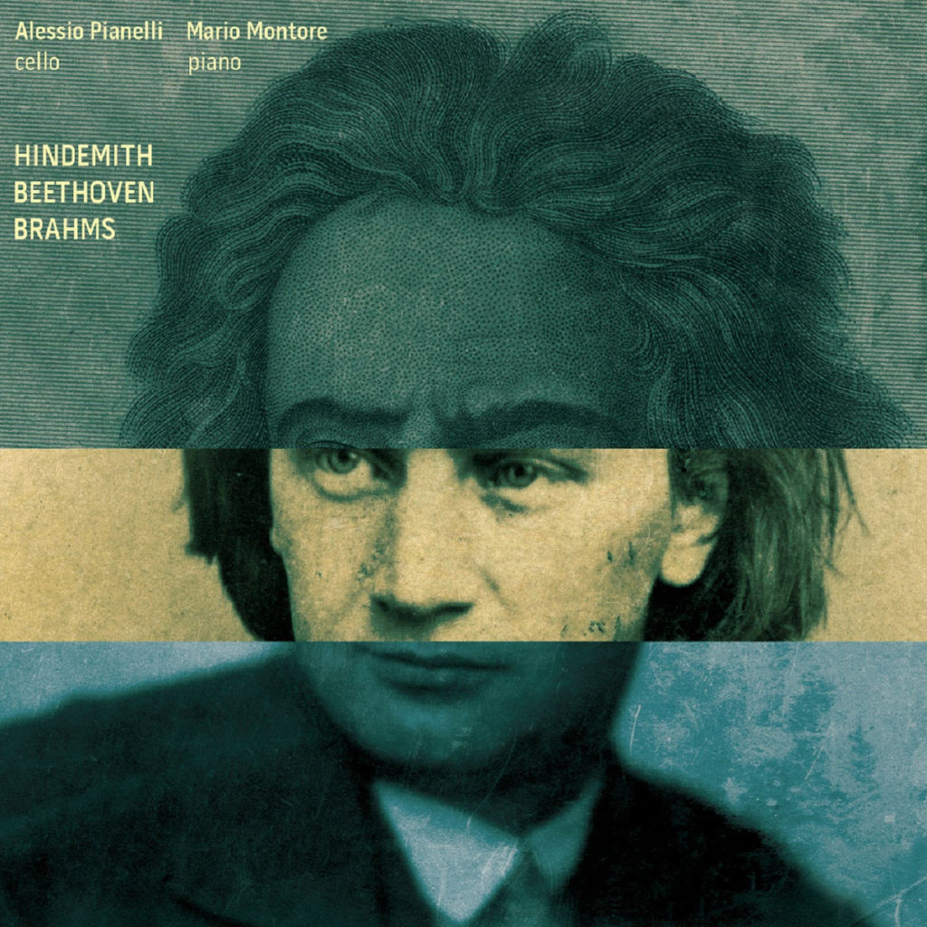 HINDEMITH, BEETHOVEN, BRAHMS